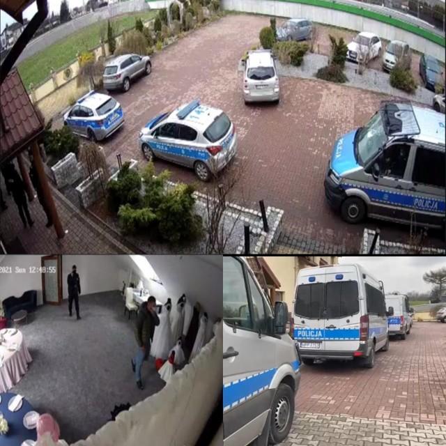 Nie milkną echa po kontroli policji i sanepidu w Chacie Staropolskiej