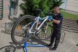 """Jastrzębie: Straż Miejska wraca z akcją znakowania rowerów. """"Oznakowanie skutecznie odstrasza potencjalnych złodziei"""""""