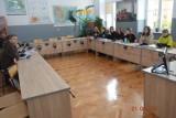 Nowoczesne monitory interaktywne i modele anatomiczne w zmodernizowanych pracowniach I Liceum Ogólnokształcącego w Dębicy