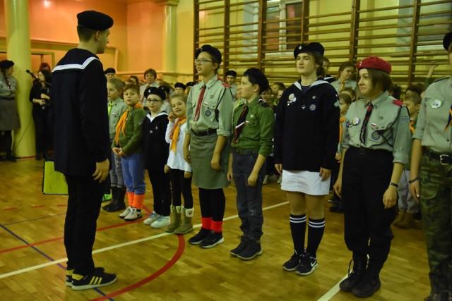 Bielscy harcerze wrócili do szkoły, w której bielskie ZHP ma swe początki