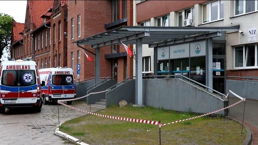 Szpital Pucki zamknięty z powodu koronawirusa