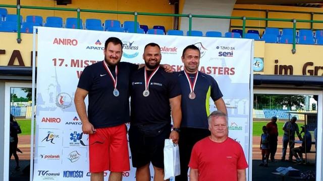Rafał Kownatke z rekordem świata na Mistrzostwach Polski w Rzutach Nietypowych