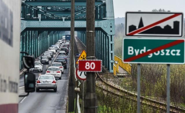 Most Fordoński przejdzie remont. Będzie nieprzejezdny od maja