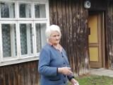 Kraków. Przez budowę Trasy Łagiewnickiej 91-letnia pani Janina z Ruczaju straciła dostęp do wody [ZDJĘCIA]