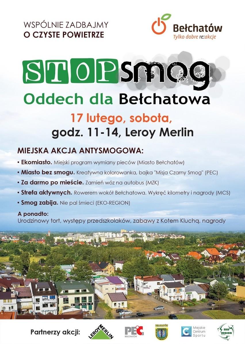 Miasto Organizuje Akcje Antysmogowa Stop Smog Oddech Dla Belchatowa Belchatow Nasze Miasto