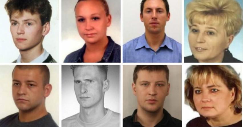 Poszukiwani przez policję w Chrzanowie. Przejdź do kolejnych...