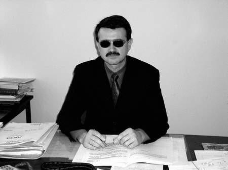 ? Z powagą i wnikliwością badaliśmy sprawę, bo dotyczy osób ułomnych psychicznie ? zapewnia Romuald Basiński, rzecznik częstochowskiej prokuratury. Foto: VIOLETTA GRADEK