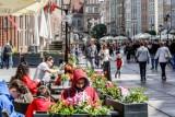 Sporo turystów w Gdańsku, życie wraca do normy?