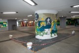 Nowe, oryginalne graffiti pod rondem Kaponiera w Poznaniu. Co przedstawia? Zobacz zdjęcia