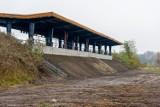 Na stadionie GKS Rozbark w Bytomiu trwają prace. Remont jest realizowany w ramach projektu Budżetu Obywatelskiego