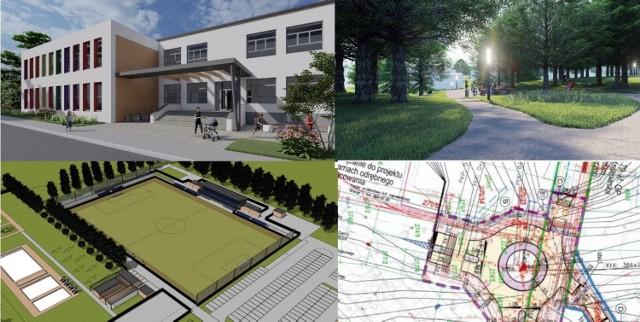 Najważniejsze inwestycje w gminie Chrzanów