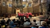 Chór z Sierakowa z koncertem w hiszpańskiej katedrze