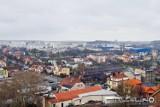 Pleszew widziany z góry na zdjęciach Romana Urbaniaka. Jak wyglądał w 2015 roku? Co się zmieniło?