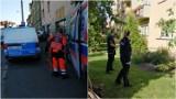 Tragedia w centrum Tarnowa. 7-letnie dziecko zginęło od ciosów nożem, dwie dorosłe osoby ranne. Co stało się w bloku przy ulicy Krakowskiej?