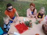Śrem; jarzębinowe święto w przedszkolu (GALERIA)