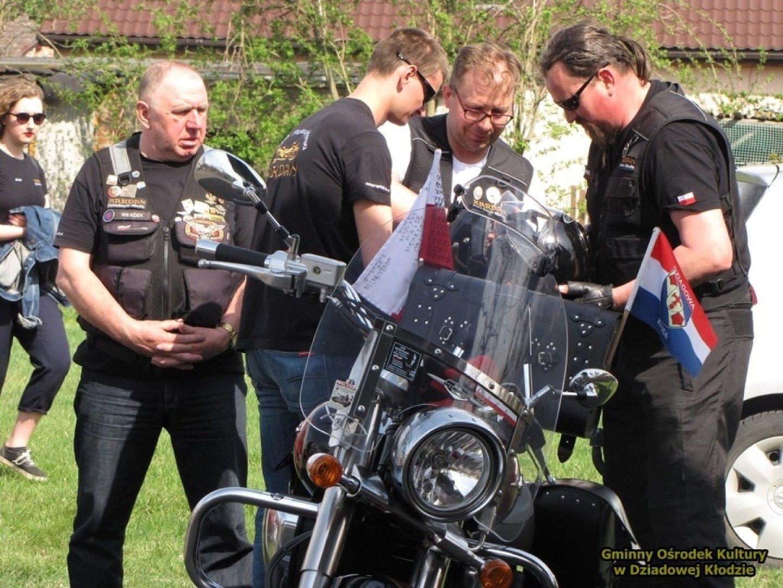Serwis randkowy klub motocyklowy