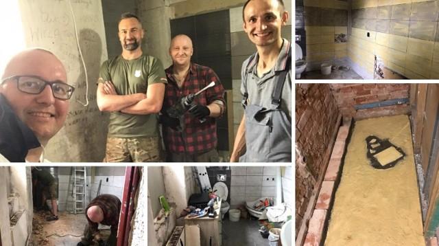 Wolontariusze KGHM potrzebują pomocy przy pracy w Dalkowie