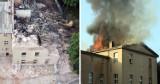 Rozbiórka szkoły katolickiej przy oblatach w Lublińcu - zobacz ZDJĘCIA. Spłonęła rok temu