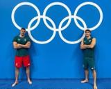 Pierwszy start naszego zawodnika na igrzyskach olimpijskich. Konrad Czerniak popłynął w sztafecie