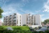 Nowe osiedle powstaje na Warszewie. Oaza harmonii pośród miejskiego zgiełku [ZDJĘCIA]