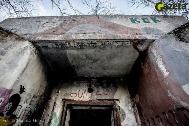 Witoszów: Zapomniany opuszczony radziecki bunkier