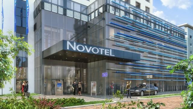 Novotel w Łodzi