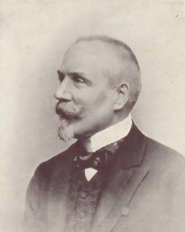 Ludwik Ćwikliński - portret