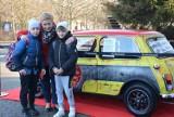 WOŚP 2020 w Ostrowie Wielkopolskim. Przed urzędem zaparkował niezwykły pojazd. Możesz go mieć!