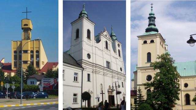 Te kościoły w Rzeszowie są najwyżej oceniane przez wiernych. Kliknij na zdjęcie i zobacz ranking!