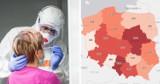 Koronawirus w Śląskiem - najwięcej zgonów i nowych zakażeń w Polsce! Ile w Twoim mieście?