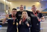 Lubuscy mistrzowie sportów walki z kolejnymi medalami mistrzostw Polski w kickboxingu