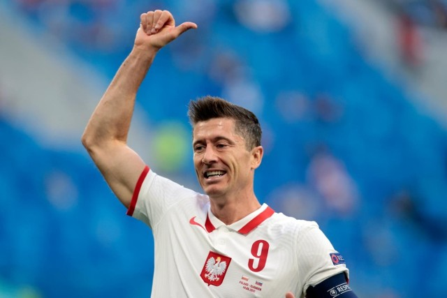 W meczu z Hiszpanią dużo zależeć będzie od Roberta Lewandowskiego