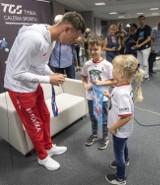Dawid Tomala w Tyskiej Galerii Sportu: Sensacyjne złoto ostatniego mistrza ZDJĘCIA