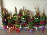 Kolorowe palmy dają nadzieję i radość na nadchodzącą Wielkanoc. Zobacz zdjęcia
