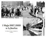 Uroczystości I maja z lat 87 i 88 w obiektywie Andrzeja Dąbka. Zobaczcie jakie hasła niesiono na sztandarach [ZDJĘCIA]