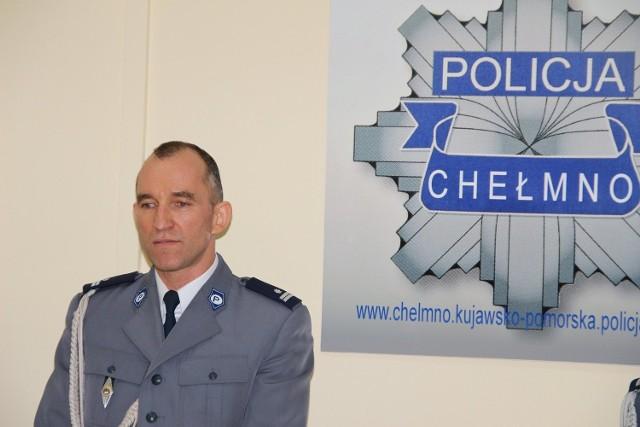Były komendant chełmińskiej policji Mariusz Majka chciałby oczyścić się z podejrzeń, zanim przejdzie na emeryturę