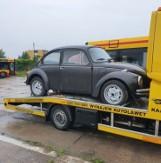 Skradziony volkswagen garbus odnaleziony. Policji pomogli też nasi czytelnicy!