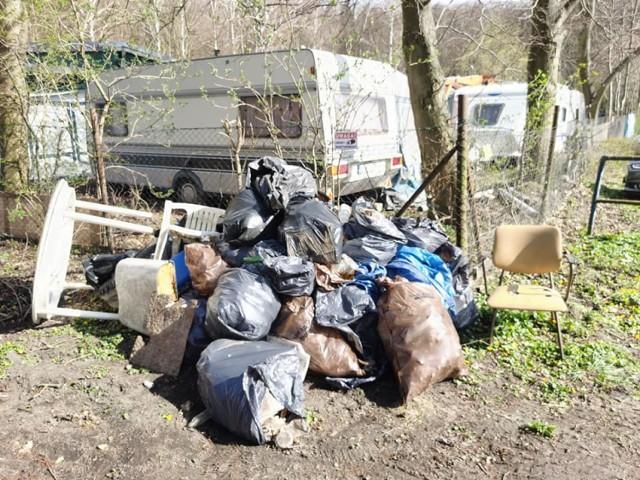 W tym roku miała miejsce czwarta akcja sprzątania zorganizowana przez mieszkańców Tyczyna.