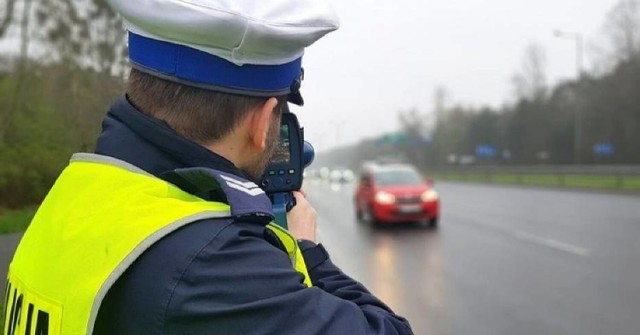 Kontrole policji na drogach