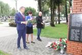 Władze Brzezin uczciły 82. rocznicę wybuchu II wojny światowej
