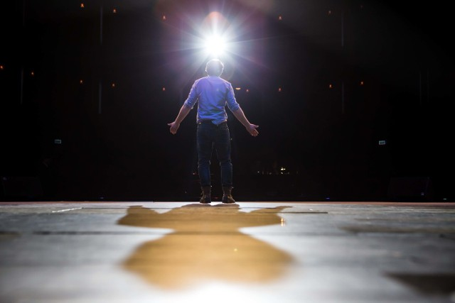 """Tak wyglądał casting do najnowszego musicalu Teatru Roma """"Piloci""""! [ZDJĘCIA]"""