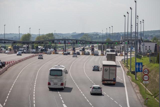 W nocy z poniedziałku na wtorek autostrada Katowice - Kraków będzie zamykana na kilka-kilkanaście minut