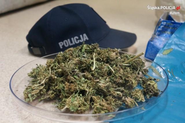 Bytom: cztery osoby wpadły z narkotykami w mieście