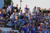 Ruch Chorzów - Pogoń Siedlce. Tłumy na Cichej! Zobaczcie ZDJĘCIA KIBICÓW. Fani przyszli wesprzeć Niebieskich w pierwszym meczu sezonu