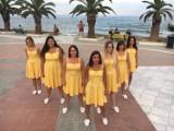 Grecki wideoklip Studia Singers. Zobacz, jaki teledysk nakręciły w Grecji młode wokalistki z Kluczborka (WIDEO)