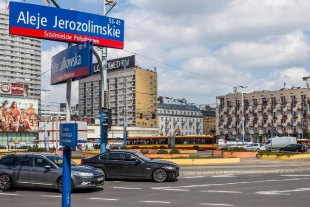 Władze Warszawy: zupełnie nowe Aleje Jerozolimskie. Otworzono oferty w przetargu