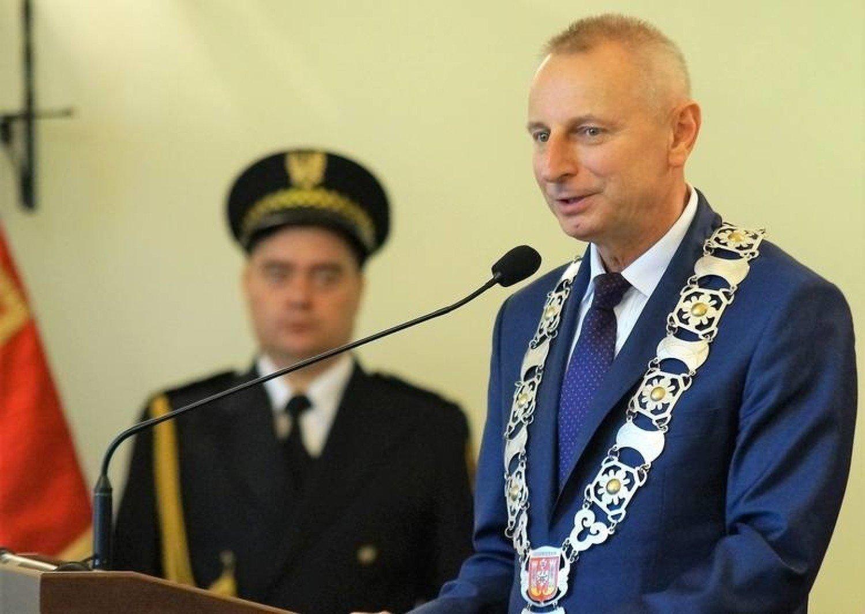 Ryszard Brejza jest prezydentem Inowrocławia od 2002 roku