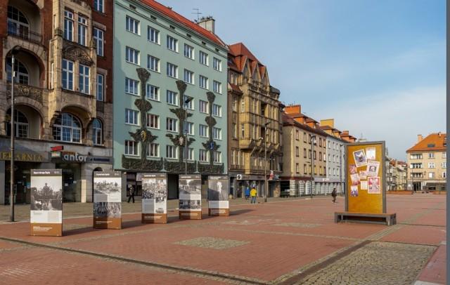 Bytom przygotowuje się do obchodów setnej rocznicy III Powstania Śląskiego. Na Rynku pojawiła się wystawa...