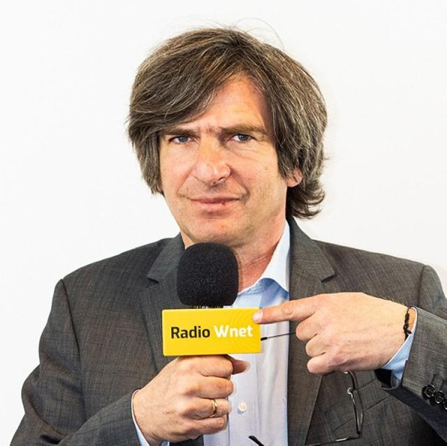 Krzysztof Skowroński, współzałożyciel Radia Wnet, które już nadaje w Bydgoszczy.