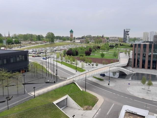 Ponad 150 architektów zakwalifikowanych do konkursu na zaprojektowanie parkingu wielopoziomowego w Strefie Kultury
